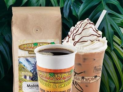 Hawaiian Coffees