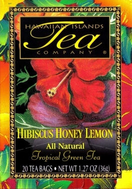 Hibiscus Honey Lemon Tea
