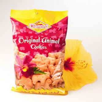 Original Animal Cookies