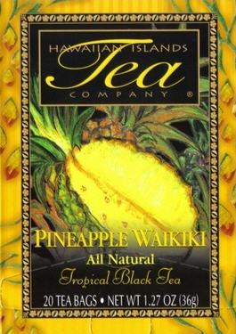 Pineapple Waikiki Tea