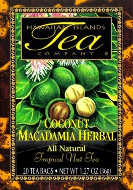 Coconut Macadamia Tea