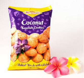 Hawaiian Coconut Cookies