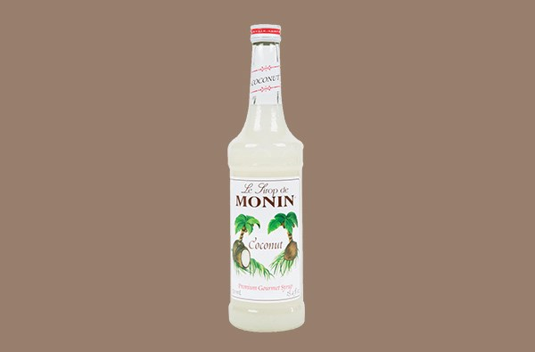 Monin Coconut Flavored Syrup