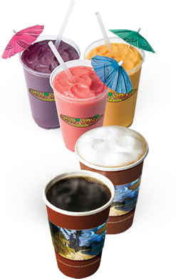 Maui Wowi Coffee and Smoothies